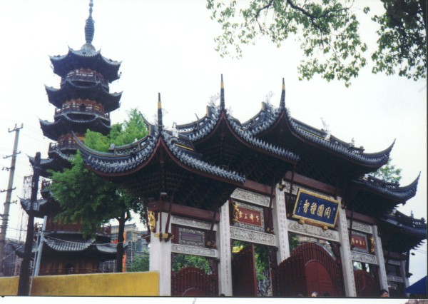 龍華寺:エクスプロア上海